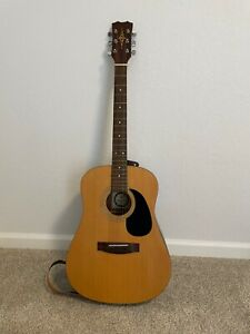 Alvarez Acoustic 6-String Guitar w/ Natural Finish - Great Condition!