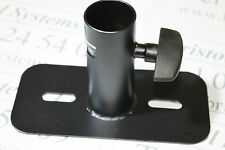 IMG Stage line PAST40/SW   Metal top hat for speakers   With 2 thumb screws