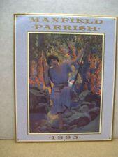 Maxfield Parrish Calendar 1995 (portale Publications, USA)