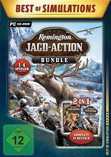 Remington Jagd-Action: Afrika & Alaska (PC, 2013, CD)  Neuware