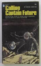CALLING CAPTAIN FUTURE EDMOND HAMILTON 1967 POPULAR LIB 1ST ED PAPERBACK PBO