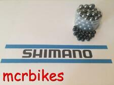 Shimano Bearings Front/ Rear Wheel Hubs Steel/ Ceramic Deore -XTR -Dura Ace Etc