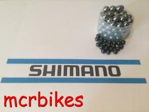 Shimano Wheel Hub Bearings G5 Ceramic / G10 Steel Front / Rear Deore-XT-Dura Ace