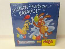 Haba - 3018833 - Plitsch-Platsch-Katapult - Neu & OVP
