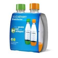 SodaStream PET-Flasche 0,5 Liter Duopack aus bruchfestem PET und frei von BPA!