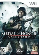 Medal of Honor: Vanguard (Wii) Nintendo Wii PAL VERY GOOD CONDITION WITH MANUAL