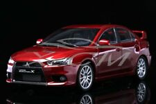 Diecast Car Model Mitsubishi Lancer Evolution X EVO X LHD 1:18 (Red) + GIFT!!!