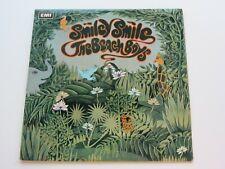 THE BEACH BOYS ORIG 1967 U.K. LP   SMILEY SMILE   MONO PRESS  CAPITOL  T 9001