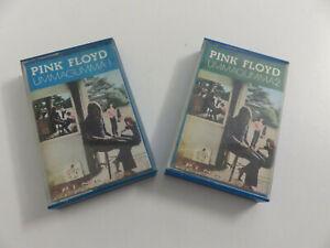 Pink Floyd Ummagumma Vol.1 e Vol.2   MC K7 Musicassetta  Emi Harvest Italy 1974