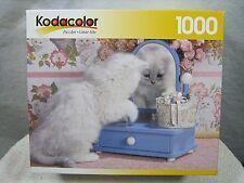 Kodacolor Purr-fect Reflections 1000 Piece Jigsaw Puzzle NOS