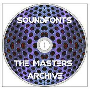 SOUNDFONTS sf2 HUGE collection of over 900 Virtual Instruments