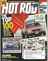 Hot Rod Magazine January 2008 Very Good Condition++++++