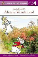 Lewis Carroll's Alice in Wonderland (All Aboard Reading - Level 3), , Good Book