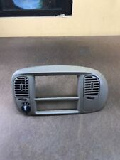 1998-03 FORD F150 Radio Climate Dash BEZEL Vent Surround 4x4 OEM NICE
