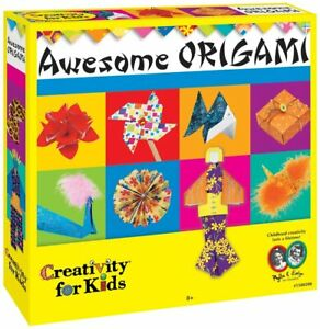 Creativity For Kids Awesome Origami Kit CFK1580