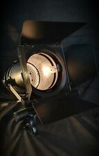 Vintage Theatre Stage Light Converted par64 Long Nose from London Theatre