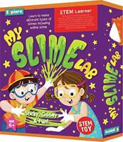 Educational Activity Toy Kit   STEM Learner   My Slime Lab (6+Years ),Free Ship