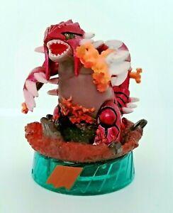 Figurine Pokemon Nintendo Groudon Hasbro 2005 toys personnage +/- 9 cm