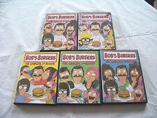 Bob's Burgers TV Series Complete 1-5 DVD Set Series 1, 2, 3, 4, 5