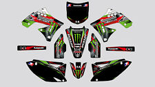 KAWASAKI KXF 250 2009-2012 KXF 450 2009-2011 DECAL STICKER GRAPHIC KIT