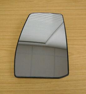 FORD TRANSIT CUSTOM 2012+ WING MIRROR GLASS - LEFT N/S - HEATED - GENUINE