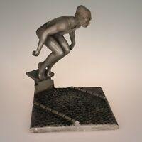 Vintage 1984 Swimming Sculpture for Olympic Telephone AT&T A