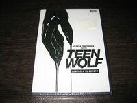 Teen Wolf DVD Quintq Stagione 1 Parte Sigillata Nuovo
