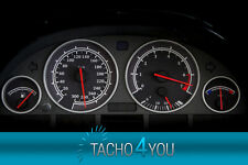 BMW Tachoscheiben 300 kmh Tacho E39 Benzin M5 CARBON 3374 Tachoscheibe km/h X5