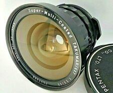 Pentax SMC Takumar 6x7 55mm Manual Focus lens f/3.5 for 6X7 67 67ii from Japan