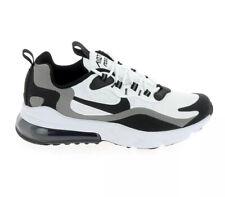 Nike Air Max 270 reaccionar (GS) UK 6 EU 39 BQ0103 103 Totalmente Nuevo En Caja