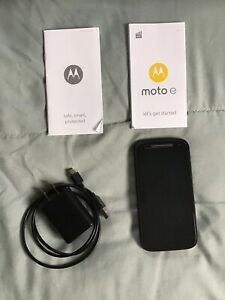 Motorola MOTO E XT1527 2nd Gen LTE Cell Phone 8GB Android Smartphone