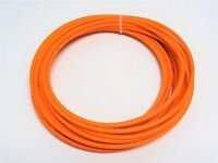 AUTOMOTIVE WIRE 18 AWG HIGH TEMP GXL STRANDED WIRE ORANGE 25 FT MADE IN USA
