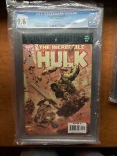 Incredible Hulk 95(Marvel July 2006) Planet Hulk Part 4 CGC 9.6