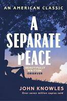 A Separate Peace. As heard on BBC Radio 4 by Knowles, John (Paperback book, 2016