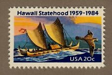US  1984 Hawaii Statehood  MNH