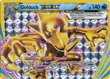 Pokemon Card Golduck Break  XY9 BREAKPoint 18/122