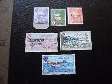 HERM ISLAND - 6 vignettes 1961 n (europa) (col1) (A)