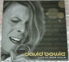 DAVID BOWIE – Live at the Beeb Again, UK/ BBC, June 2000, 2CD + 1DVD DIGIPACK!!