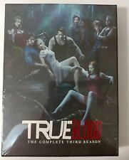 Video DVD - True Blood- The Complete Third 3 Season Set - NEW SEALED WORLDWIDE