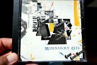 Midnight Oil - 10,9,8,7,6,5,4,3,2,1  -  CD, VG