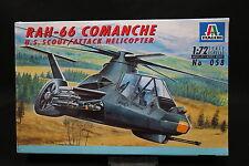 XX121 ITALERI 1/72 maquette helicoptere 058 Comanche RAH-66 US Scout Attack