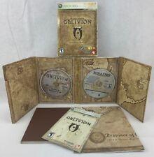 Elder Scrolls IV 4 Oblivion Collectors Edition Missing Coin Xbox 360