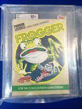 Colecovision fogger 85+  Vtg Game  High Grade ukg not vga