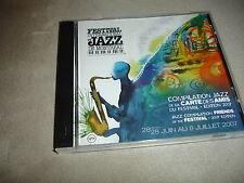 Festival International De Jazz De Montreal CD Compilation De La Carte Des 2007