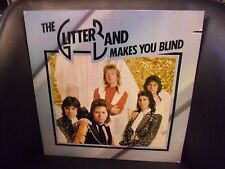 The Glitter Band Makes You Blind VG+ LP Arista 1976