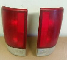 PAIR 95 - 05 BLAZER S10 JIMMY S15 Right/LEFT  Rear Taillights