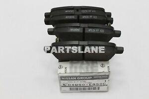 D4M60-EG50C Nissan OEM Genuine PAD KIT-DISC BRAKE