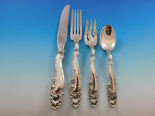 Decor by Gorham Sterling Silver Flatware Set for 8 Service 32 pieces