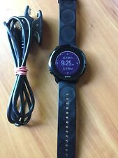 SUUNTO 3 FITNESS Black Sports Watch w/ charger