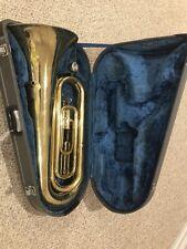 Yamaha YBB104 3-Valve Tuba with Case